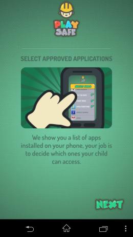 Помощь - Play Safe для Android