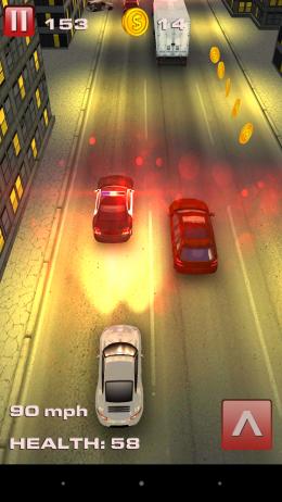 Погоня - Crazy Car Driver для Android