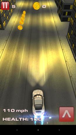 Ускорение - Crazy Car Driver для Android