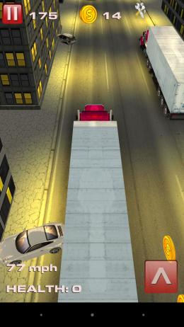 Авария - Crazy Car Driver для Android