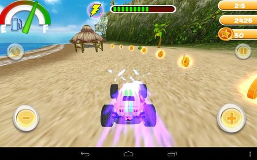 Максимально ускорение - Smash Monster Truck 3D для Android