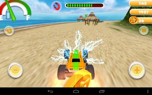Супер бонус - Smash Monster Truck 3D для Android