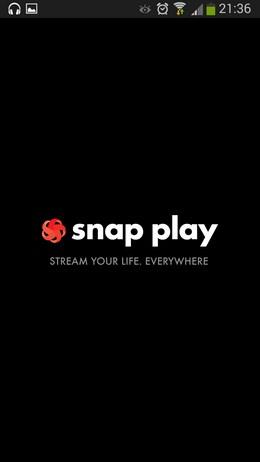 Музыкальный проигрыватель Snap Play для Android