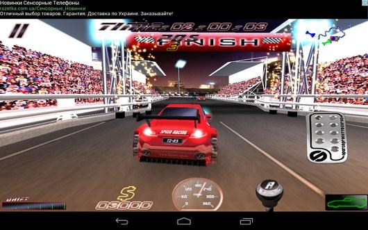 Финишируем в этапе - Speed Racing Ultimate Free для Android
