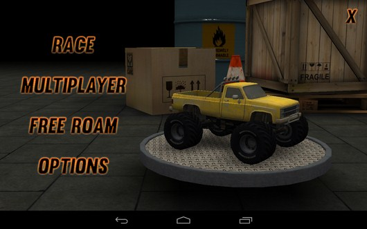 гонки на джипах Toy Truck Rally 2 для Android