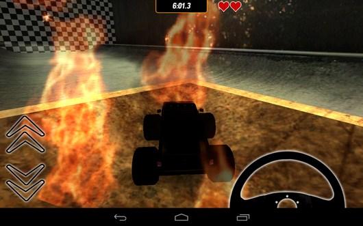 Машина разбита - Toy Truck Rally 2 для Android