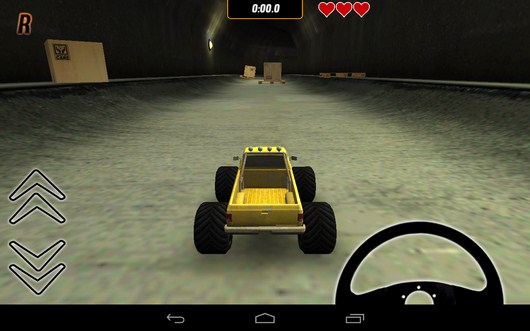 Начало заезда - Toy Truck Rally 2 для Android