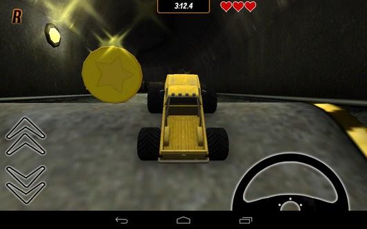 Опасная горка - Toy Truck Rally 2 для Android