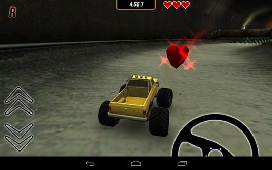 Дополнительная жизнь - Toy Truck Rally 2 для Android