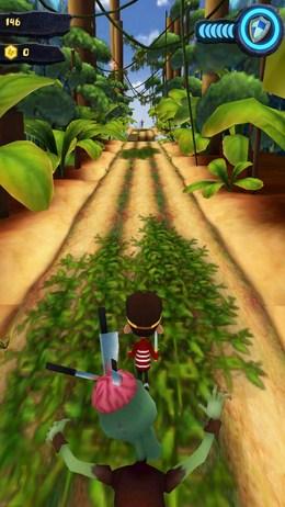 Локация джунгли - Полученные достижения - Zombie Escape для Android