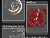 Графические виджеты - Zooper Widget для Android