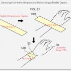 Новый патент Samsung для гибких дисплеев
