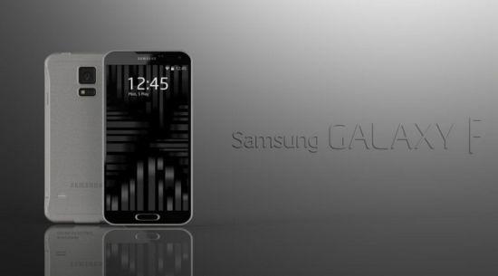 Концепт Galaxy F