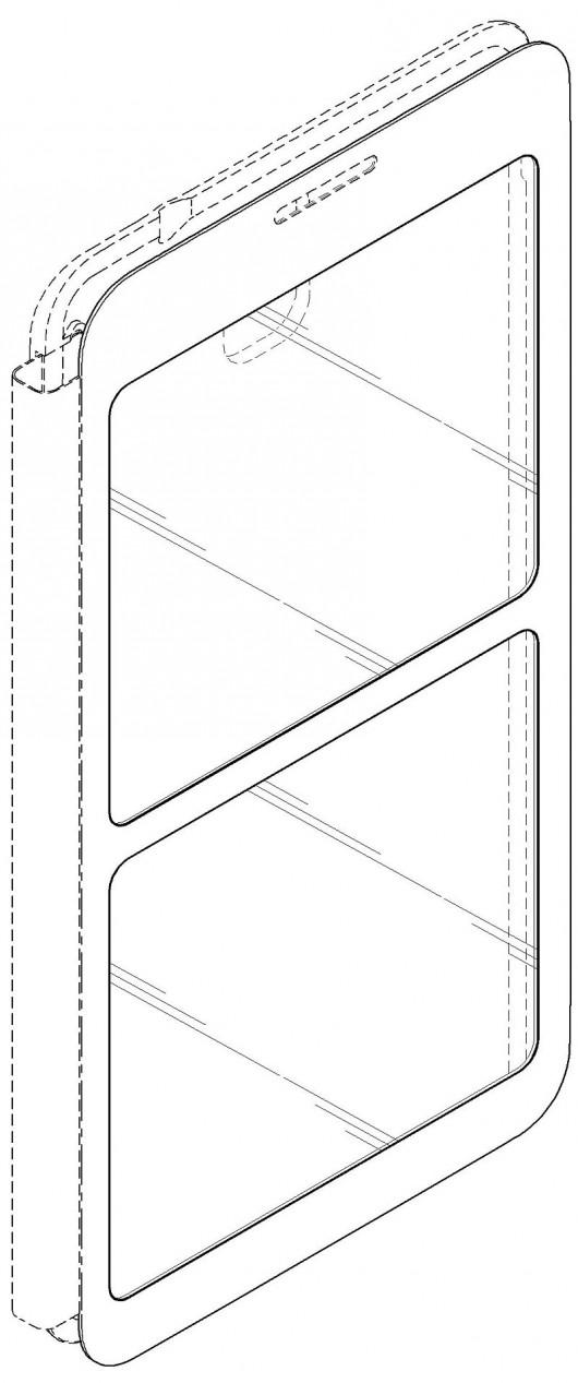 S View с двумя вырезами