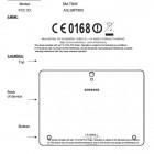 Samsung SM-T801/805 прошли сертификацию в FCC