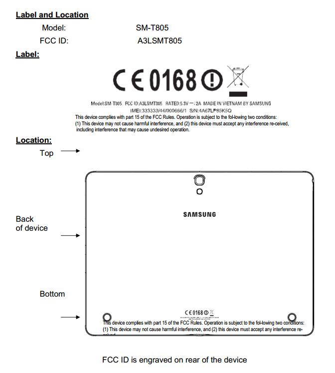Сертификация smt-805