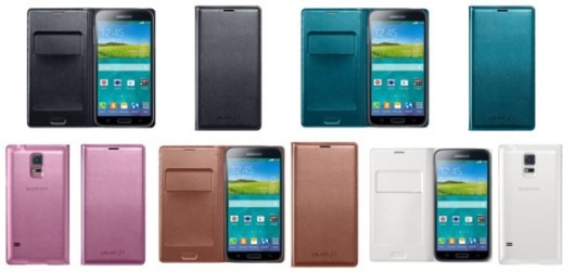 Флип кейс для Galaxy S5
