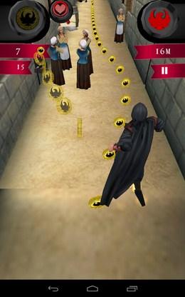 Оббегаем людей - Aguila Roja для Android