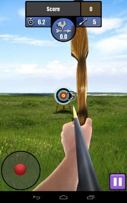 Прицеливаемся - Archery для Android