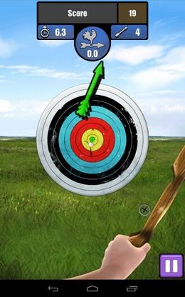 Лучший выстрел - Archery для Android