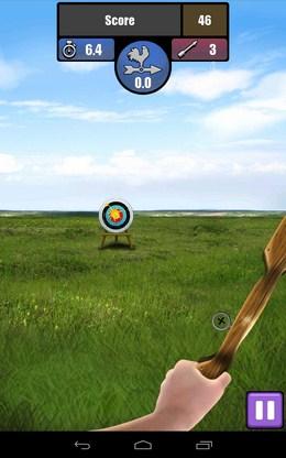 Отдаленная цель - Archery для Android