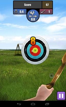 Хорошее попадание - Archery для Android