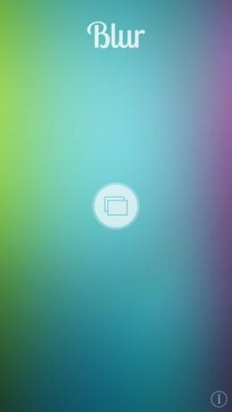 Эффект размытия для фото - Blur Free для Android