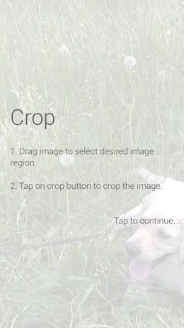 Краткое руководство - Blur Free для Android