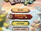 Пазл-головоломка Caveboy Escape для Android