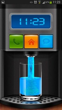 Прикольная разблокировка - Cooee Juicer Locker для Android