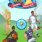 Интересная игра про спорт Doctor Sport для Android