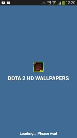 Качественные заставки с Dota 2 - HD обои для Android