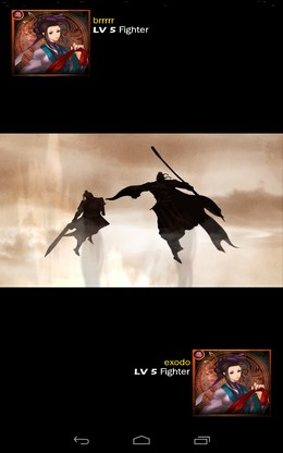 Анимация боя - Dynasty Warlord для Android