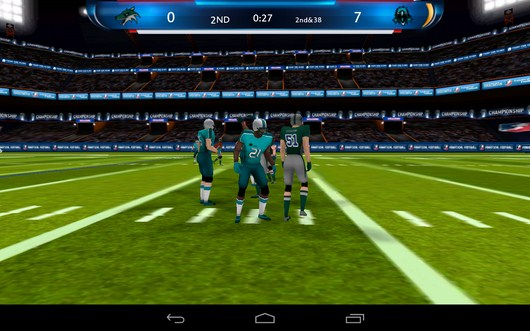 Стычка с соперниками - Fanatical Football для Android