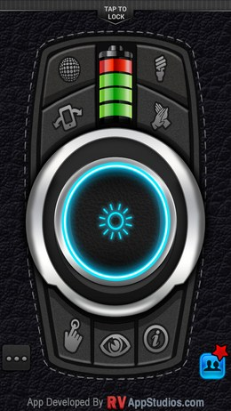 Фонарик включен - Flash Light для Android