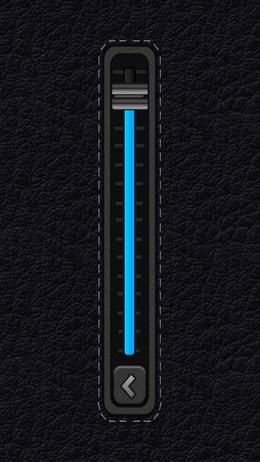 Настройка яркости - Flash Light для Android