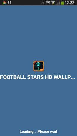 Пак обоев с футболистами Football Stars HD Wallpapers для Android