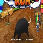 Gallop run – побег от быка