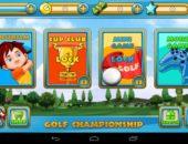 Симулятор игры в гольф Golf Championship для Android
