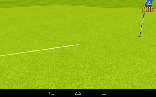 Отличная игра - Golf Championship для Android