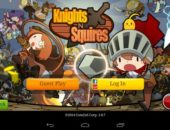 Новая РПГ игра Knights N Squires для Android