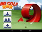 Симулятор гольфа Mini Golf 2 для Android