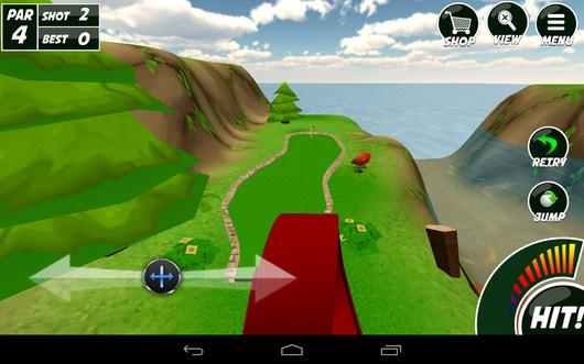 Мертвая петля - Mini Golf 2 для Android