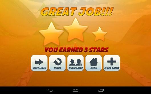 Баллы за уровень - Mini Golf 2 для Android