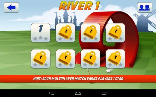 Выбор уровня - Mini Golf 2 для Android