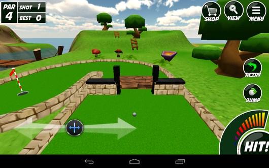 Новая миссия - Mini Golf 2 для Android