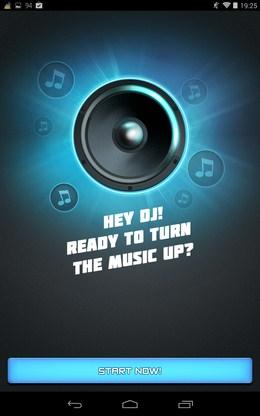 Готовы отгадать песню в MusicUp для Android