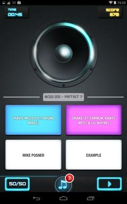 Не правильный ответ - MusicUp для Android