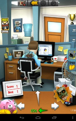 Бросили кекс - Office Jerk  для Android