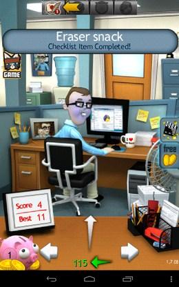 отравляющий бросок - Office Jerk  для Android